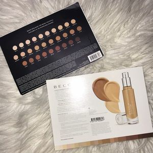 Sephora Makeup - 10 Beautiful Foundation Samples!!